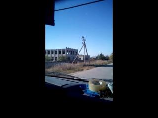 Руины складов бк в Сватово