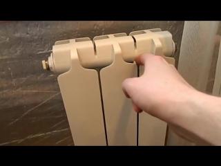 Как добавить скрутить секции радиатора, промывка батареи! Берите на заметку!
