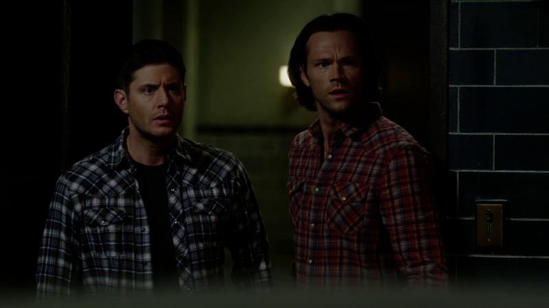 Sam and Dean meet Sam and Dean from another universe Сэм и Дин встречают себя из другой реальности