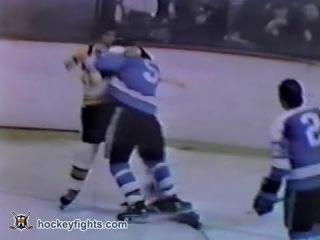 Bryan Watson vs Bobby Orr Mar 12, 1972