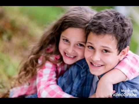 Брат и сестра ПЕСНЯ БОМБА