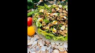 Салат с ТУНЦОМ. Нисуаз с Тунцом! Худеем вкусно! Самая вкусная заправка для салата.