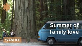 Summer of (family) love: tiny home VW-roadtrip documentary