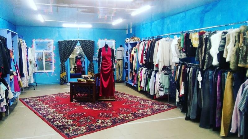 Магазин стильной одежды Second Hand Белый Кролик