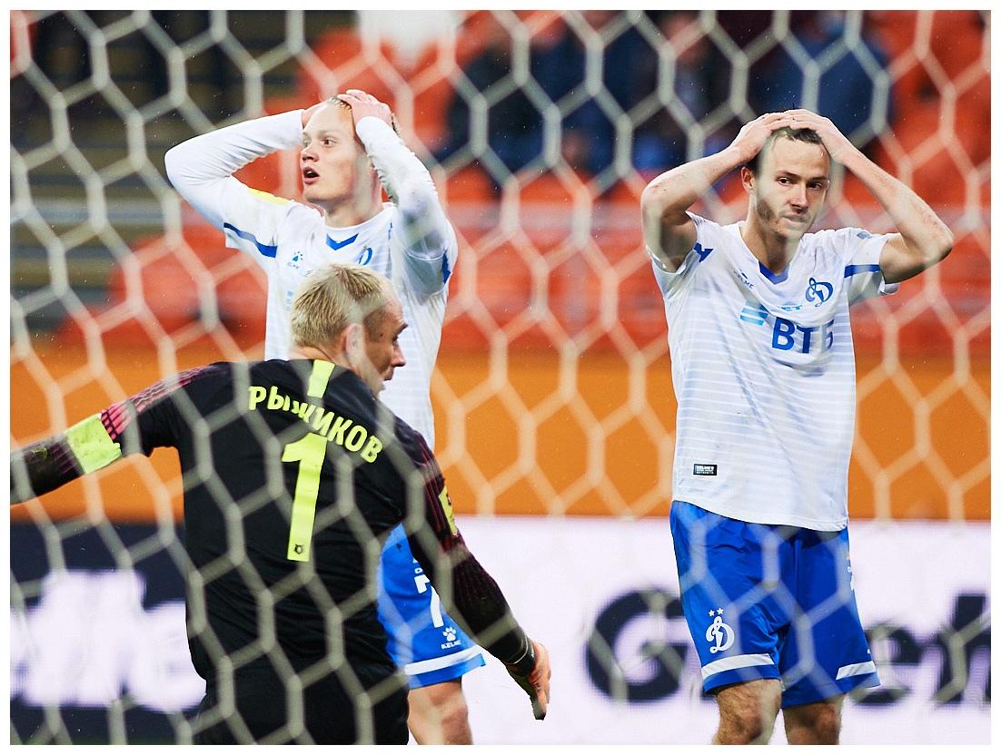 Тамбов - Динамо, 1:2