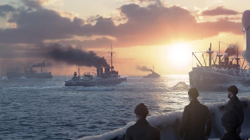 Морские Легенды Северные конвои