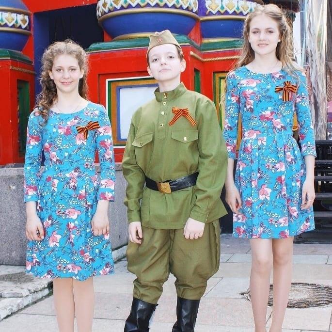 Воспитанники молодежного центра на Зеленодольской приняли участие во всероссийском онлайн-фестивале