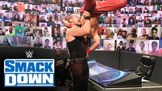 King Nakamura vs. Baron Corbin - Money in the Bank Qualifying Match: SmackDown, July 9, 2021
