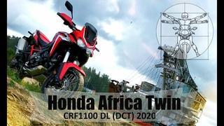 Новая Honda Africa Twin 2020 — турэндуро, который ездит лучше тебя!