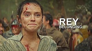 REY   Belonging (tribute)
