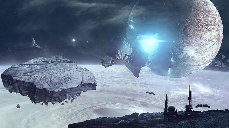 Пугающие постройки древней высокоразвитой цивилизации на Луне Луна это инопланетный корабль…