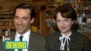 Reminisce Over Mad Men Moments Rewind E! News