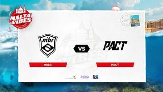 MIBR vs PACT - Malta Vibes - bo1 - de_vertigo [TheCraggy]