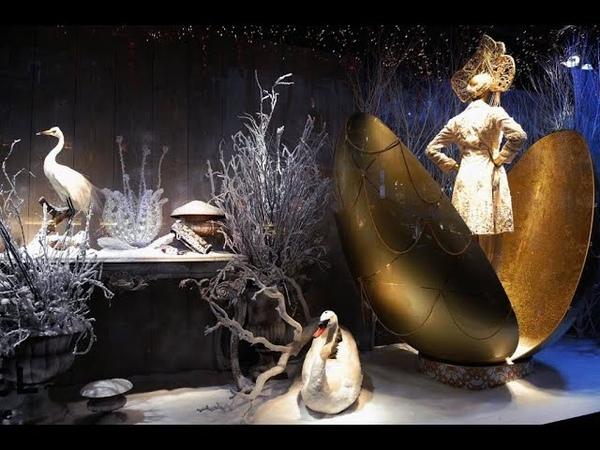 Волшебство новогодних витрин Клондайк идей