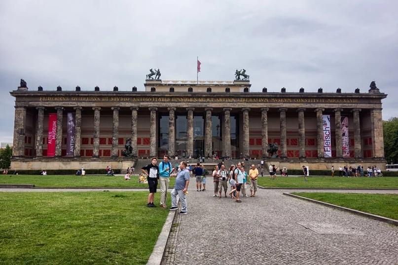 Что посмотреть в Берлине за 3 дня, изображение №13