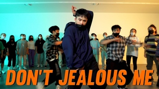 [ VIVA SHARE ] Tekno, Yemi Alade, Mr Eazi - Don't Jealous Me / EUNHYUK  Choreography