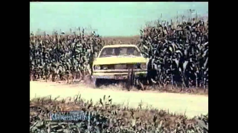 Plymouth Duster Commercial