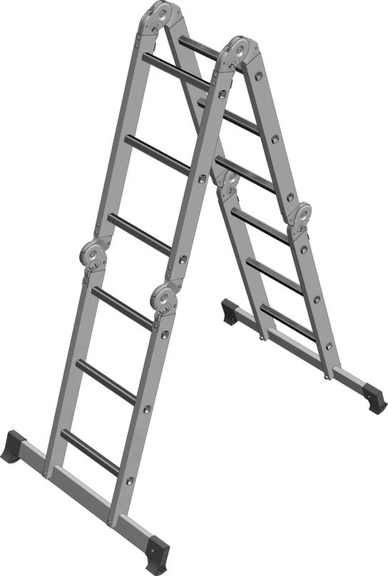Куплю лестницу трансформер алюминиваю | Объявления Орска и Новотроицка №9003