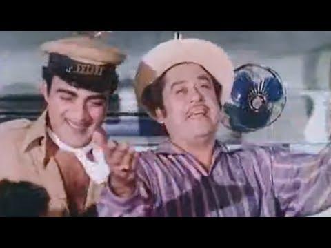 O Maheki Maheki Thandi Hawa Ye Bata - Kishore, Mehmood Aruna - Classic Hindi Song - Bombay To Goa