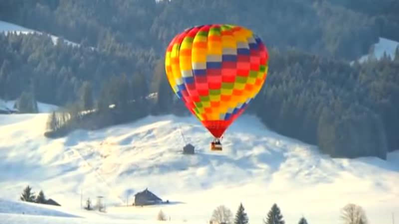 вокруг света на воздушном шаре 1 серия