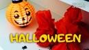 HALLOWEEN Аня с подругой Настей и сестренкой Настей проходят квест на Хэллоуин