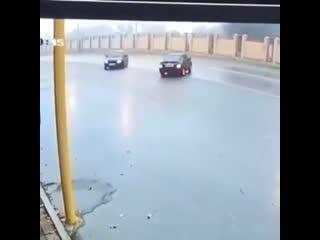 Мастер-класс парковки в Хасавюрте