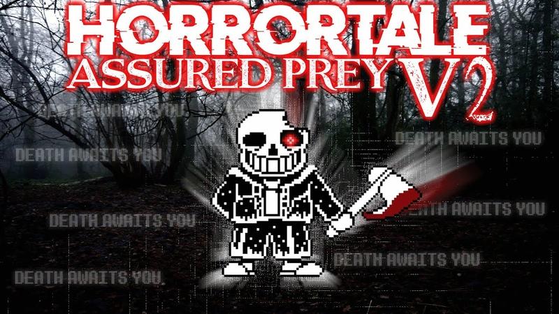 HORRORTALE Assured Prey V2 ReveX Remix ORIGINAL VIDEO