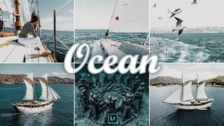 Ocean Preset - Lightroom Mobile Presets   Ocean Filter   Sea Preset   Lightroom Editing Tutorial