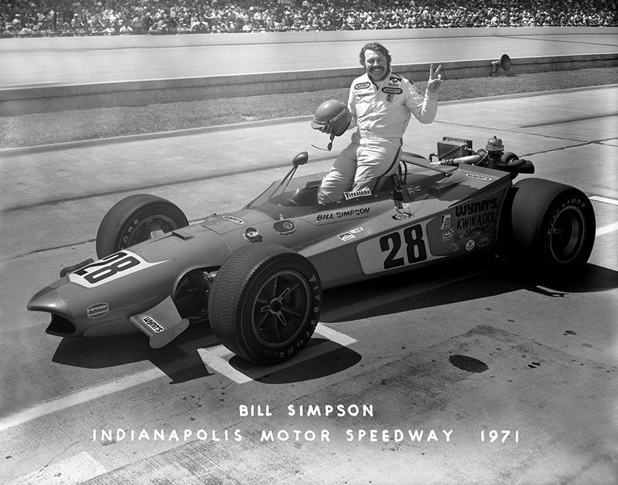 Билл Симпсон умер в возрасте 79 лет