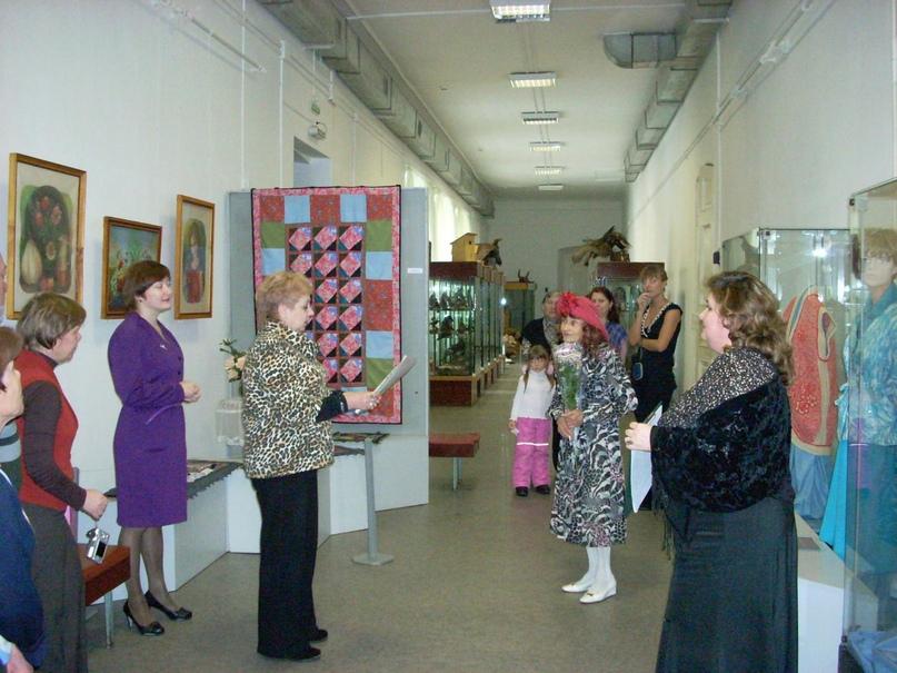 Персональная выставка «Ностальгия о прошлом», 2011 г.