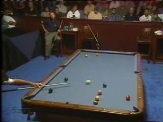 Nick Varner vs Cliff Thorburn 2002 Border Battle