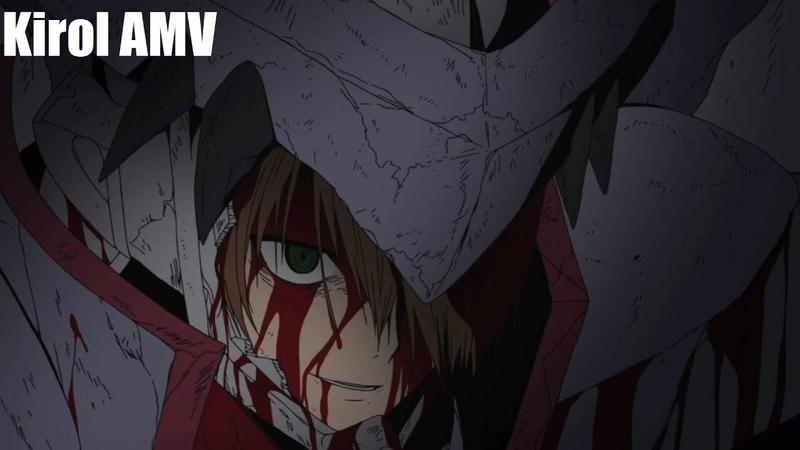 Аниме клип Вернулся из темноты AMV перезалив