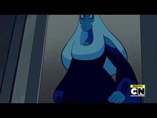 Steven Universe Clip - Change Your Mind (Steven and Blue Diamond)