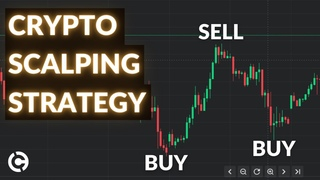 Scalping Cryptocurrency for Beginners: Learn How to Scalp Trade Crypto