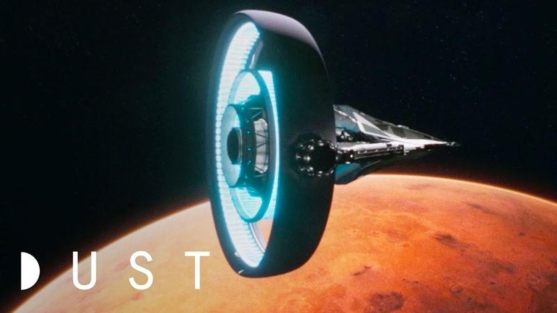 Sci Fi Short Film FTL DUST