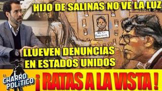 Interrogan Al Hijo De Carlos Salinas Aristegui Exhibe Audios De Cmo Operaba En Mxico
