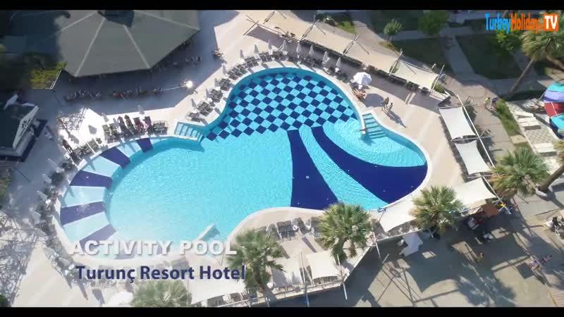 Turunç Resort Hotel _⁄ Marmaris