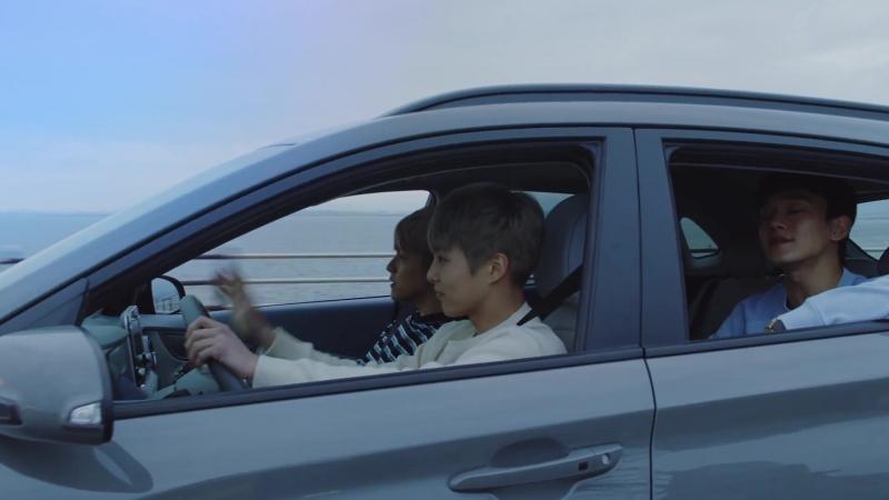180429 EXO-CBX - Beautiful Landscape MV @ Hyundai Electric Kona CF
