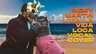ALEX TERRIBLE PANTERA - RICKY MARTIN LIVIN LA VIDA LOCA COVER (RUSSIAN HATE PROJECT)