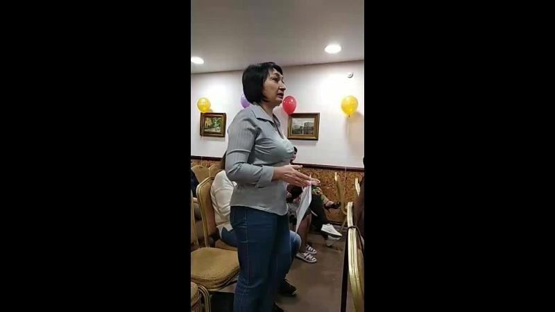 Ирина Будян - Live