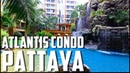 АТЛАНТИС КОНДО РЕСОРТ ПАТТАЙЯ ДЖОМТЬЕН ТАЙЛАНД 2019 Atlantis Condo Pattaya