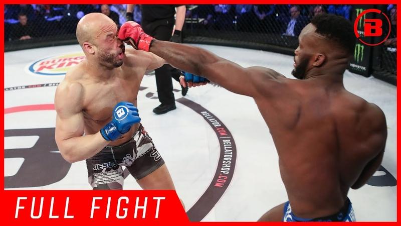 Full Fight Fabian Edwards vs. Falco Neto Lopes Bellator Birmingham