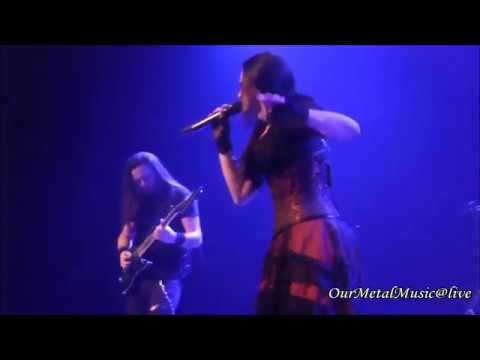 SIRENIA Seti In Styx Embrace live @ Progresja Warszawa 13 03 2019 HD