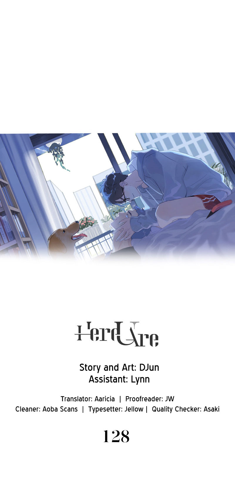 Here U are, Chapter 128, image #1