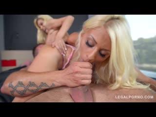 Chloe Lacourt, Candee Licious - GP676 [Legalporno. Anal, Blowjob, Creampie, Teen, Threesome]