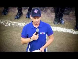 Сергей Даркин заканчивает карьеру гонщика. Слова благодарности.