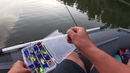 Рыбалка на Уфимке после трудового дня