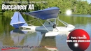 Buccaneer XA Amphibian Top rated ultralight aircraft of the early 1980s
