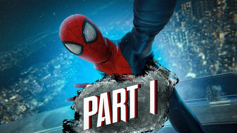 Человек-Паук: Майлз Моралес (Spider-Man: Miles Morales) Прохождение PS5 - Часть 1