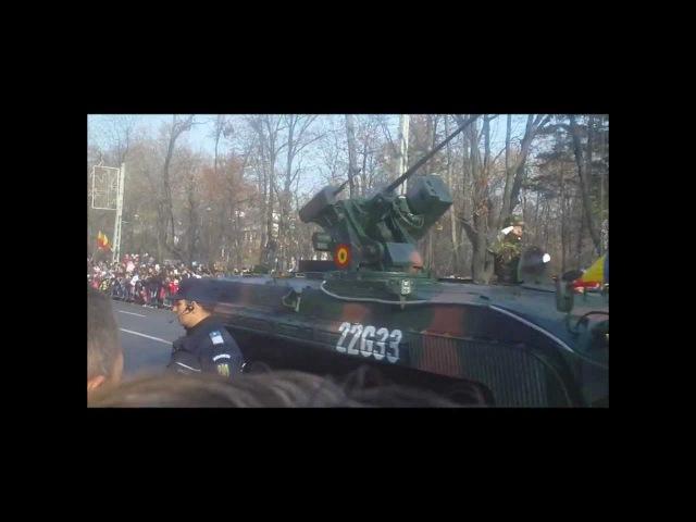 Drum Bun Drum Bun Toba Bate 1 Decembrie 2011 Parada Militara HD